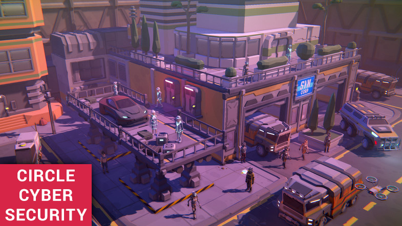 [Image: Upcoming Map: Robot Factory]