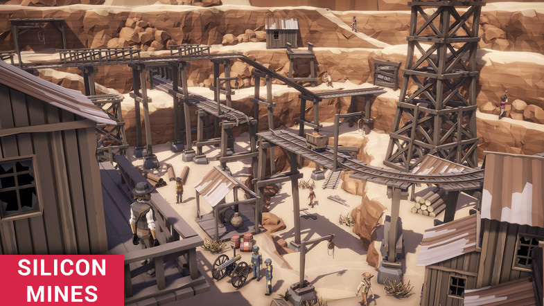 [Image: Upcoming Map: Silicon Mines]