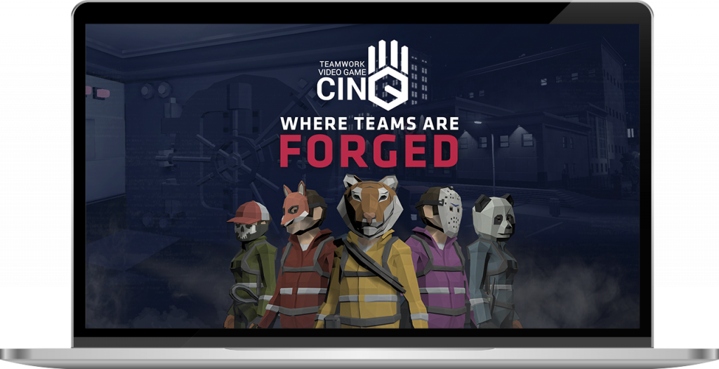 [CinQ: Where Teams are Forged]