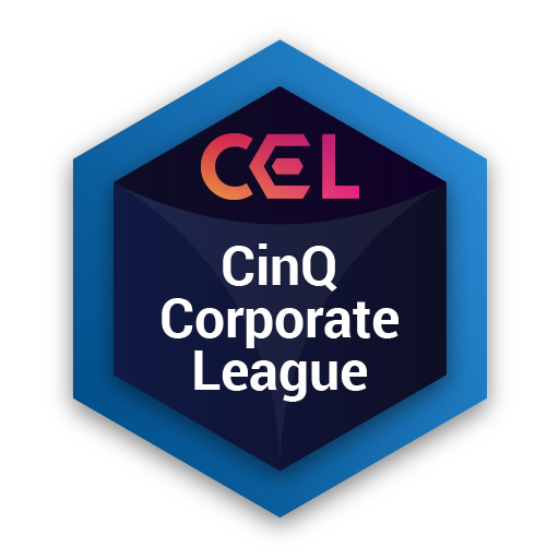 [CinQ Corporate League]
